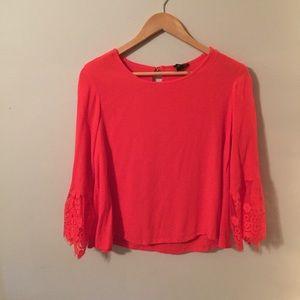 bell sleeve blouse | forever21
